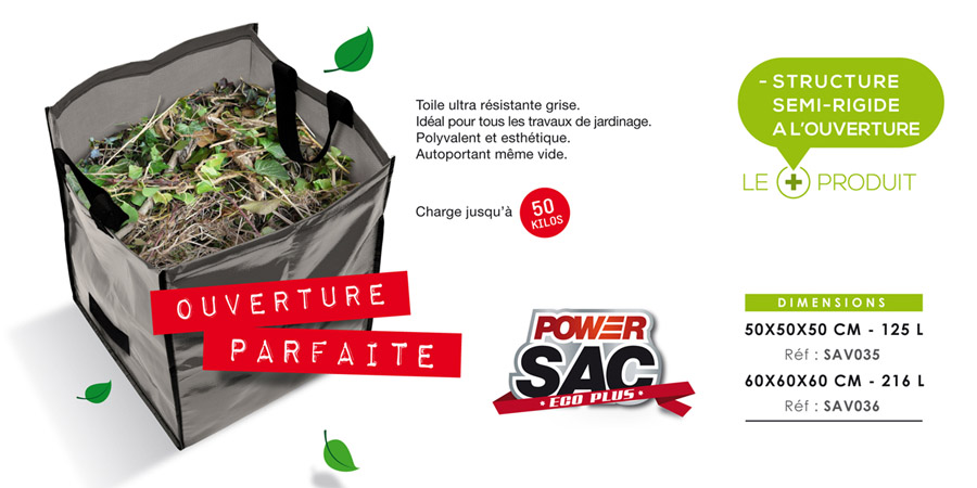 Sac conteneur multi usage