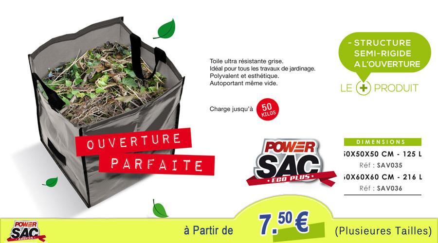 Sac-Cube maniable et léger 125 Litres