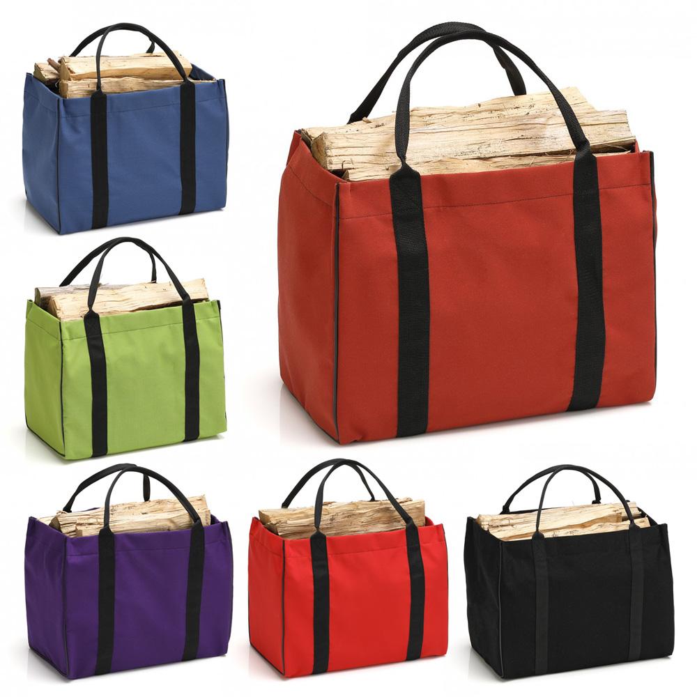 sac a buches noir rouge couleur
